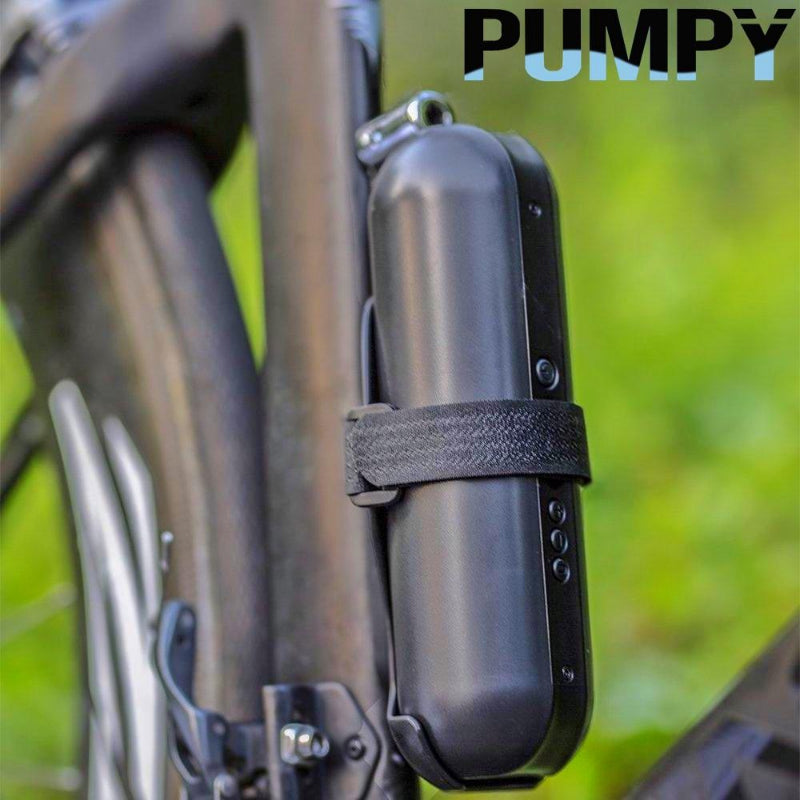 PUMPY ™ - automatically pump your tires
