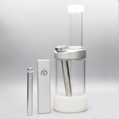 Capsule Water Pipe, The Path Pipe and The Stashlight