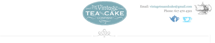 The Vintage Tea and Cake Company