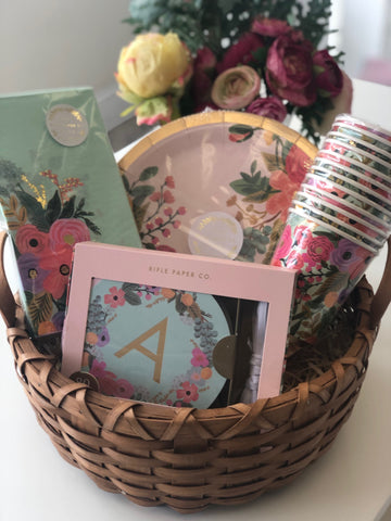 Gift Basket - Garden Party