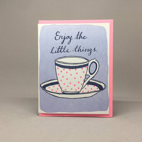Little Things Card