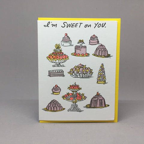 Sweetest on You Card