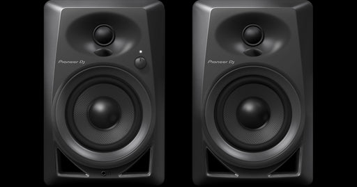 Pioneer Dj DM-40 Active Monitor Speaker (pair)