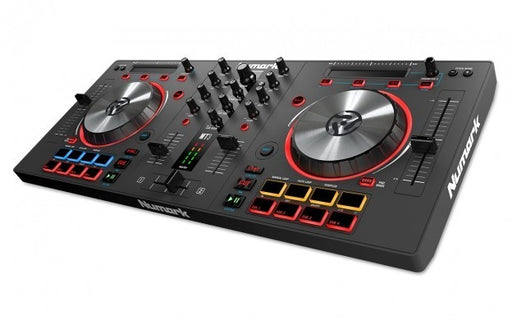 Numark Mixtrack3 All In One Controller Solution For Virtual Dj-Numark-DJ GEAR CANADA