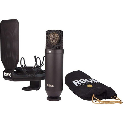 RODE Cardioid 1'' Condenser Microphone Kit