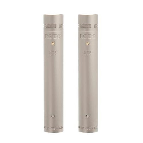 RODE Matched Pair of Condenser Mic