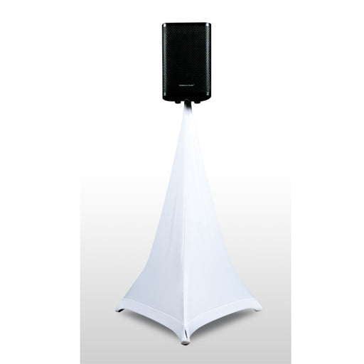 ADj 2 Sided white Scrim