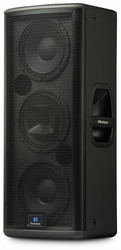"PreSonus 328AI Three-Way 2,000W Powered Dual 8"" Loudspeaker with Active Integration (Each)"