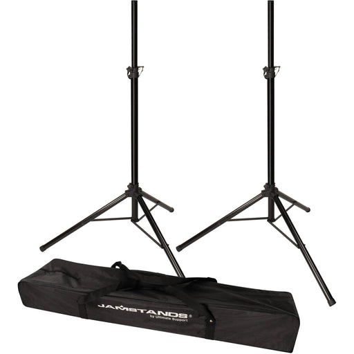 Jam Stands JS-TS50-2 Pair of Tripod Speaker Stand with FREE Carrying Bag