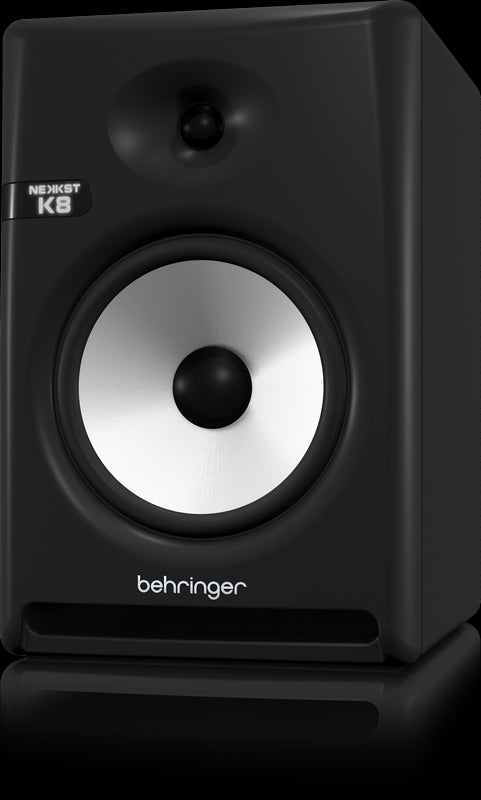 "Behringer NEKKST K8 Bi-Amped 8"" Studio Monitor (each)"