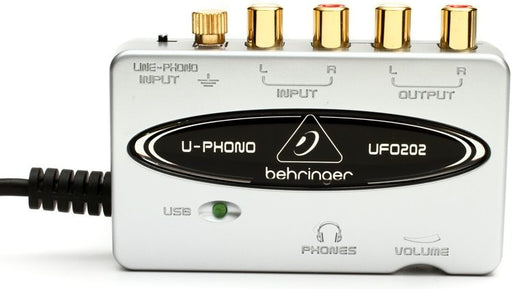 BEHRINGER UFO202 - USB 1.1 DIGITAL AUDIO INTERFACE