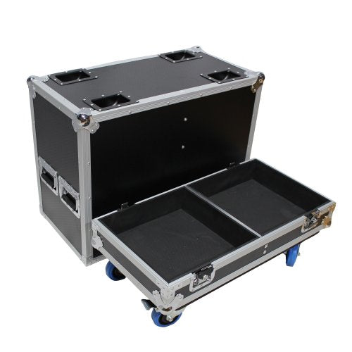 PROX X-QSC-K12 ( FLIGHT CASE FOR TWO QSC K.12.2)