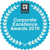 CV Magazine corporate excellence award 2019