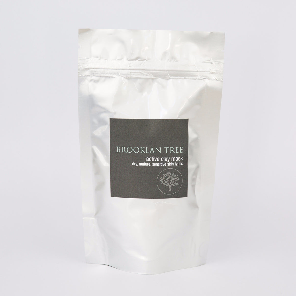 Active Clay Mask- Dry, mature & Sensitive - Brooklan Tree