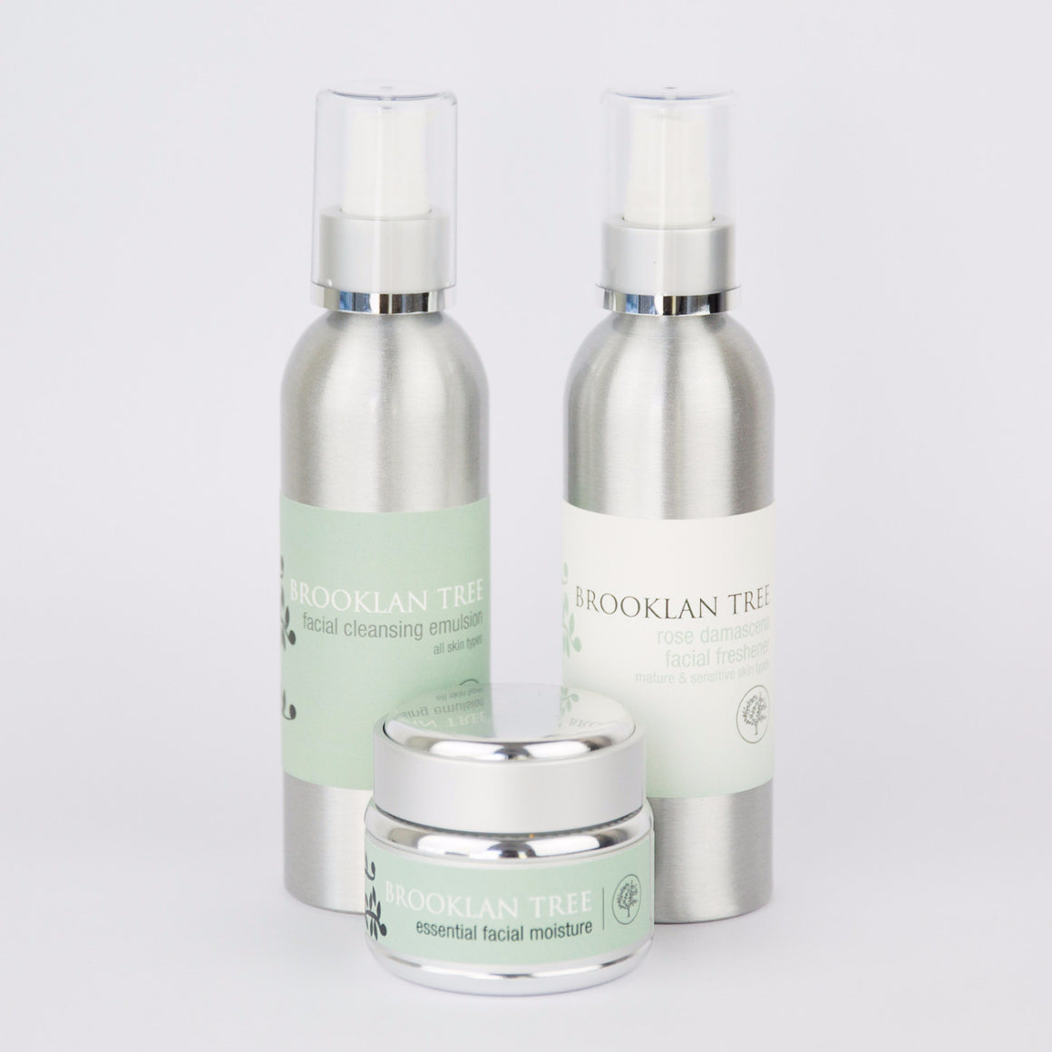 Basic Face Care Pack - Brooklan Tree