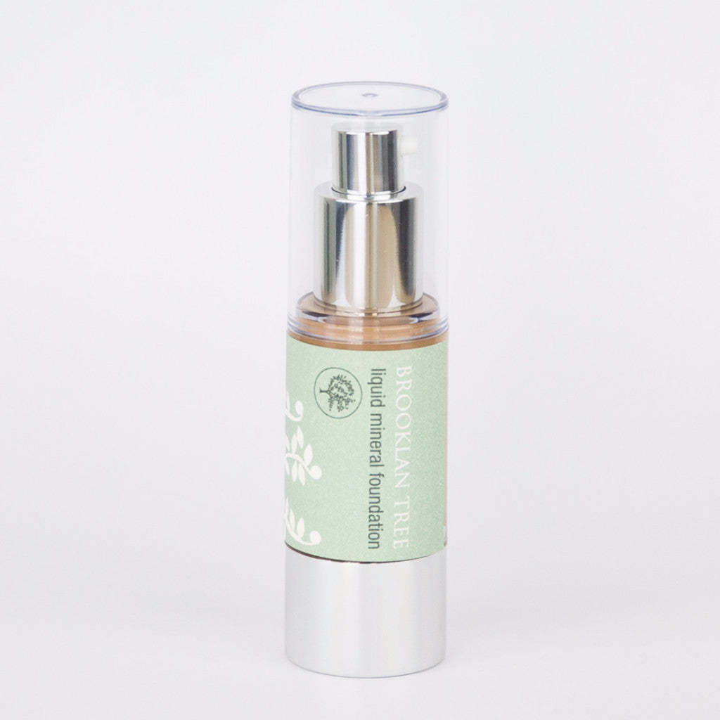 Liquid Mineral Foundation - Brooklan Tree