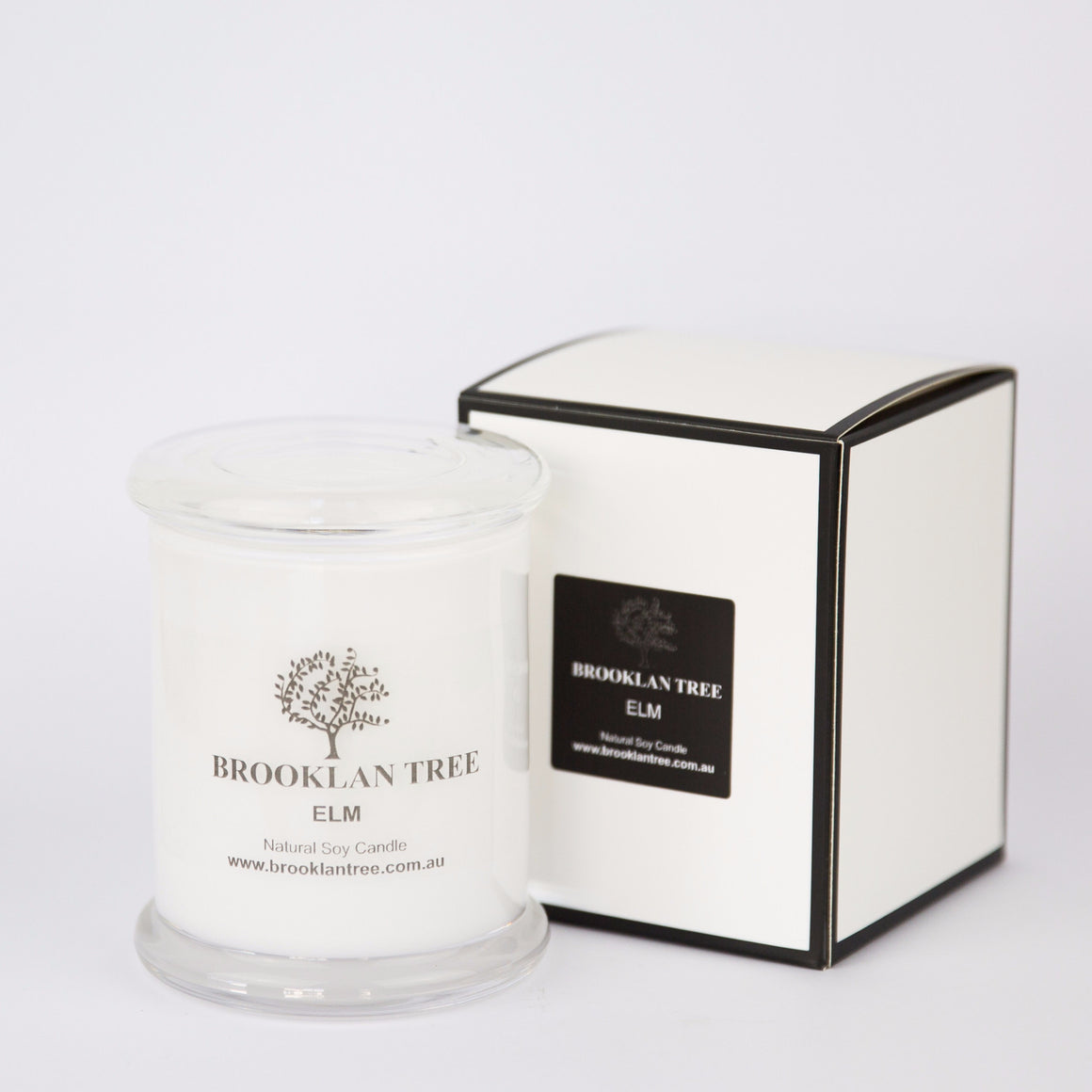 Candle- Natural Soy Collection - Brooklan Tree