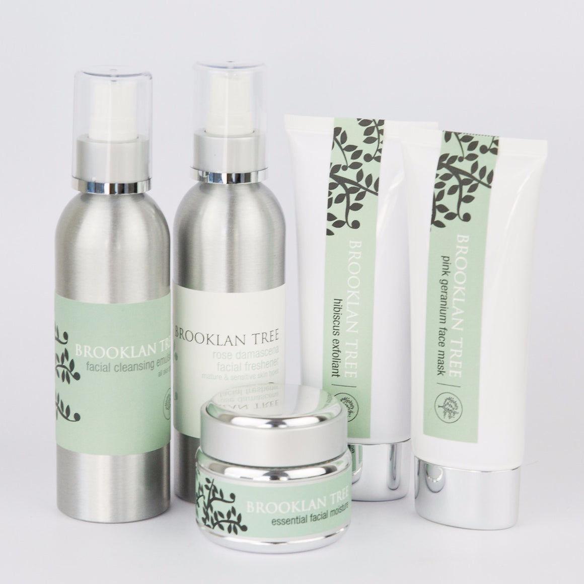 Total Face Care Pack - Brooklan Tree