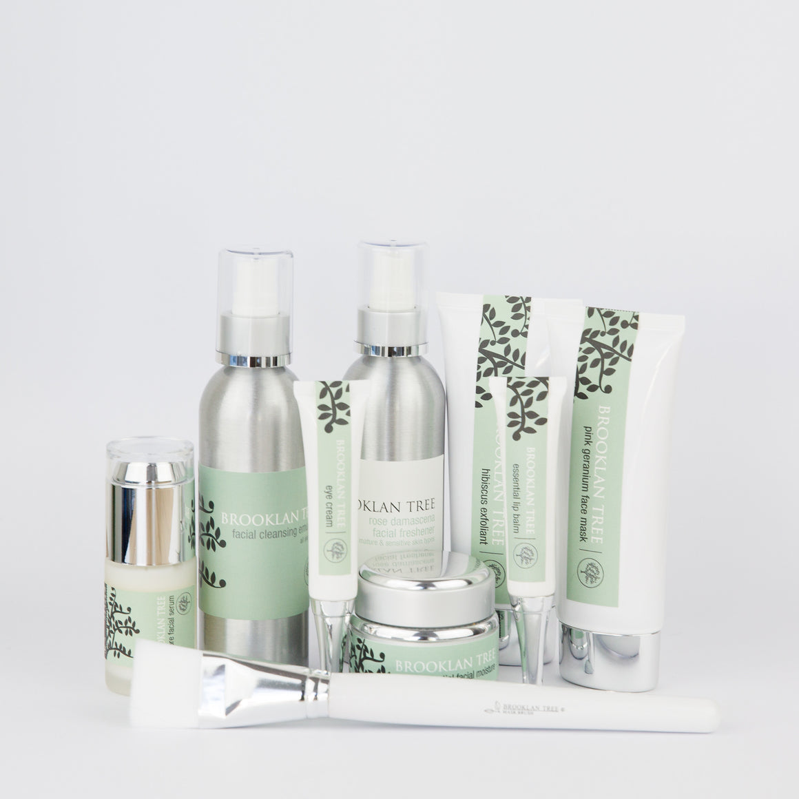 Ultimate Face Care Pack - Brooklan Tree