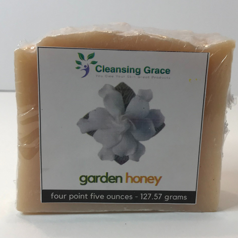 Garden Honey Soap Bar