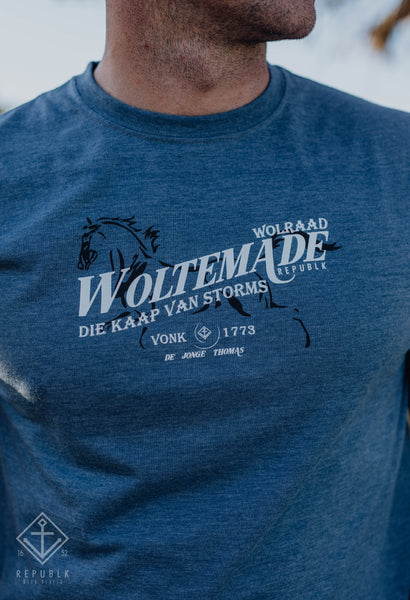 Wolraad Woltemade T-hemp