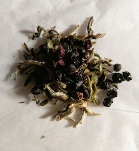 White Elderberry Tea 6 Bag Sample Pack