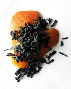 Black Orange Tea Bath Bag