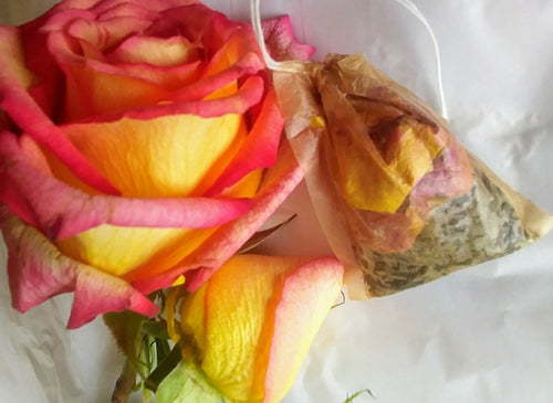 Green Rose Tea 6 Bag Sample Pack