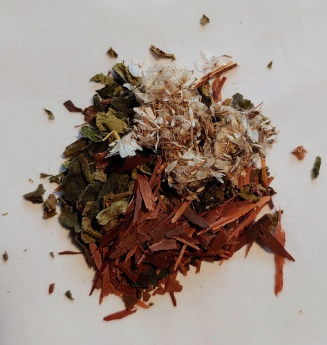 Lungwort Blend Tea 6 Bag Sample Pack