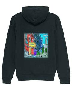 "ADV HOODIES ""US IN 10 YEARS"""