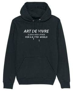 ADV HOODIES BLACK EDITION