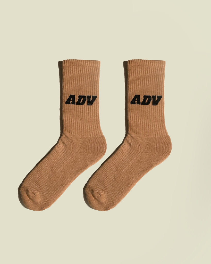 Tennis Socks Cream - Art de vivre