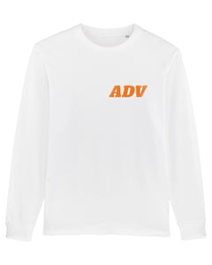 ADV LONG-TEE CLASSIC ORANGE
