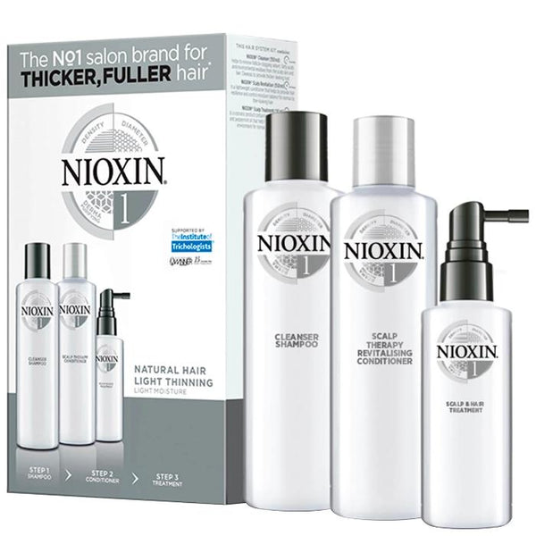 NIOXIN 3-Part System Trial Kit 1