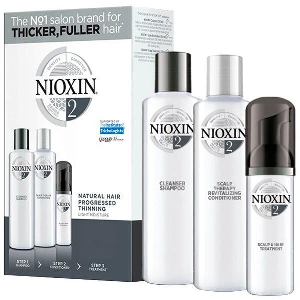 NIOXIN 3-Part System Trial Kit 2
