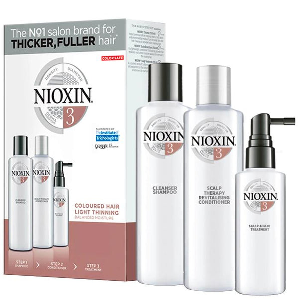 NIOXIN 3-Part System Trial Kit 3