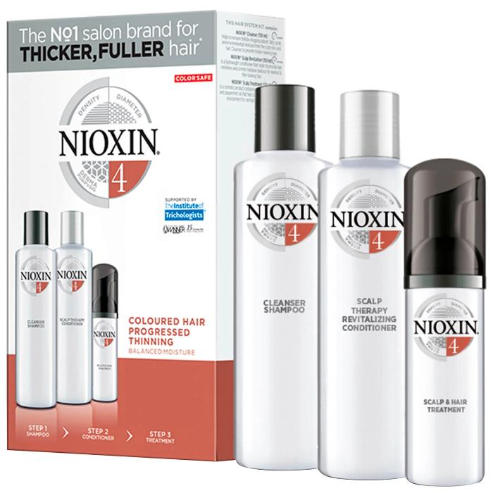 NIOXIN 3-Part System Trial Kit 4