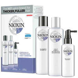 NIOXIN 3-Part System Trial Kit 5