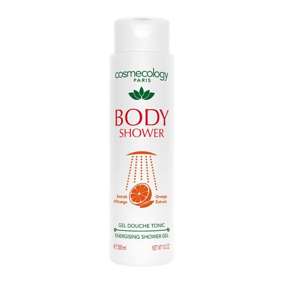 COSMECOLOGY PARIS BODY SHOWER Energising 300ml