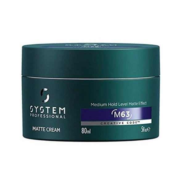 SYSTEM MAN MATTE CREAM 80ML