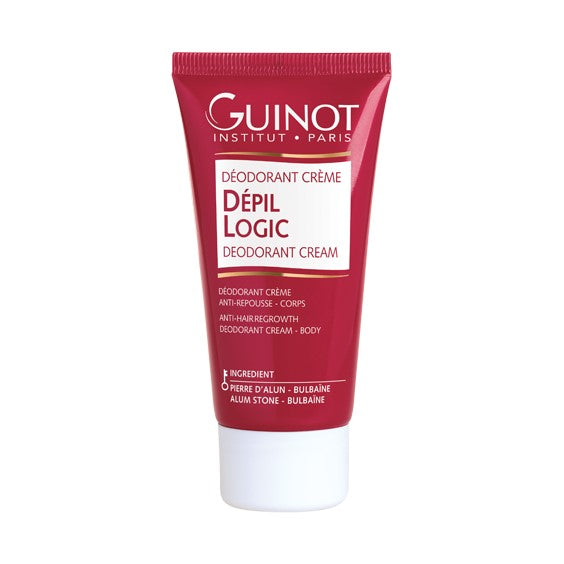 GUINOT DÉPIL LOGIC DEODORANT CREAM 50ML