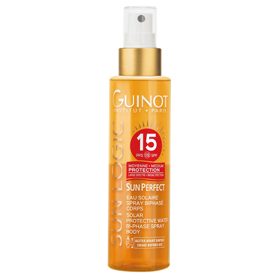 GUINOT Spray Biphase Corps SPF15*