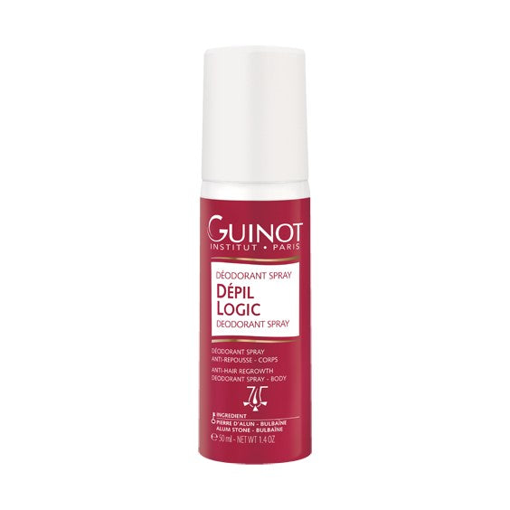 GUINOT DÉPIL LOGIC DEODORANT SPRAY 50ML
