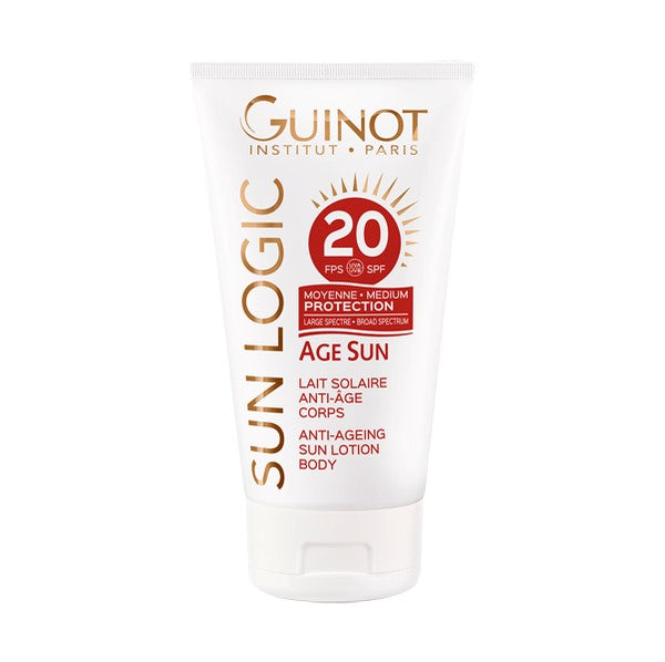 GUINOT Lait Anti-Age Corps SPF20