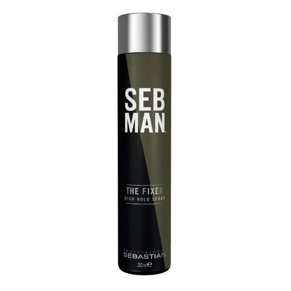 SEB MAN THE FIXER HAIRSPRAY HIGH HOLD 200ML