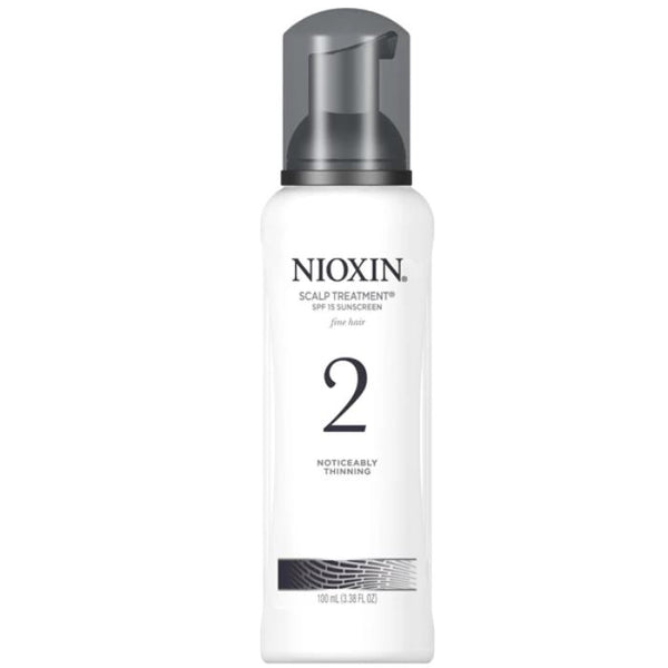Nioxin System 2 Scalp Treatment 100ml