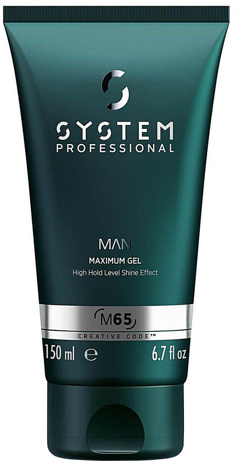 SYSTEM MAN MAXIMUM GEL 150ML