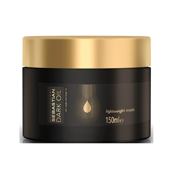 Sebastian Professional Dark Oil Lightweight Mask 150ml
