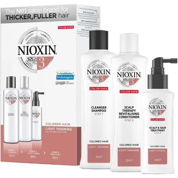 Nioxin Loyalty Kit System 3