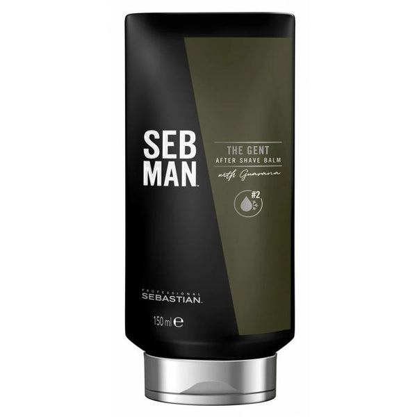SEB MAN THE GENT MOISTURISING AFTER-SHAVE BALM 150ML